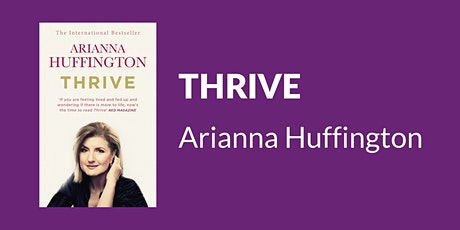 Book Review & Discussion : Thrive tickets