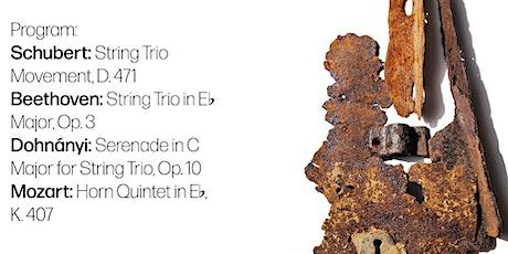NOVA Festival: Trio Saturday tickets