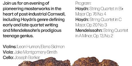 NOVA Festival: Haydn And Mendelessohn Friday tickets