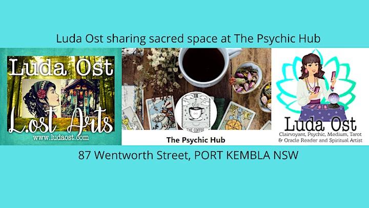 Paint Your Spirit Guide - Spirit Art Workshop image