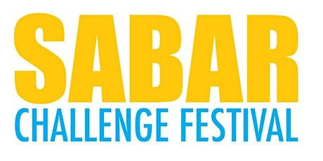 Sabar Challenge Festival - Mini Edition tickets