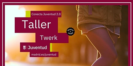 MasterClass de Twerk. Urban Fest Mad 2021 tickets