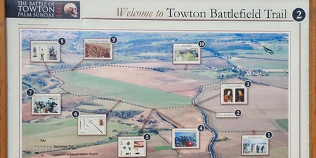 Guided Battlefield Walk of Towton tickets