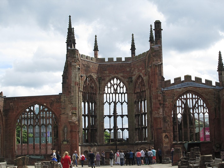 Coventry Cathedral Quarter Walking Tour image