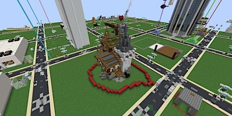 Minecraft: Wir erkunden den Kreativmodus Tickets