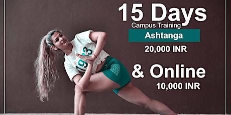 15 Days 200 Hour Yoga Teacher Training in Rishikesh tickets