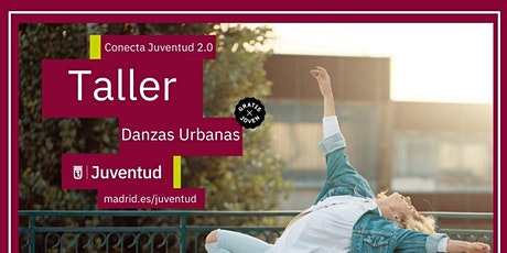 MasterClass Danzas Urbanas. Urban Fest Mad 2021 entradas