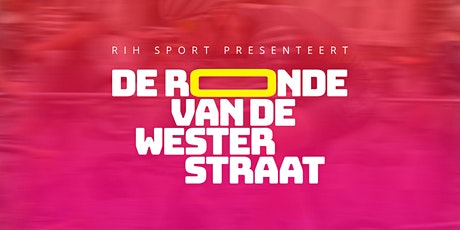 Ronde van de Westerstraat 2021 tickets