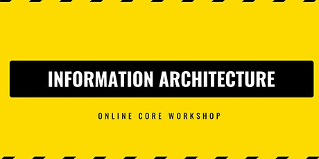 MINDSHOP™| Create Usable Products with Information Architecture tickets