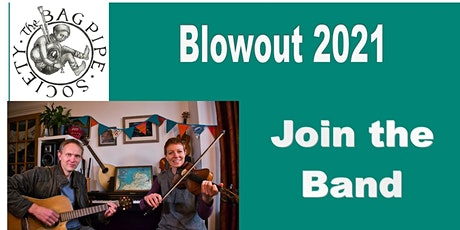 Blowout  Online 2021 #2  Join the Band tickets