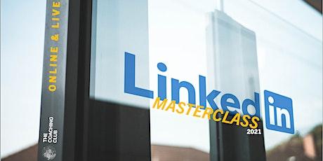 LinkedIn Masterclass 2021 entradas