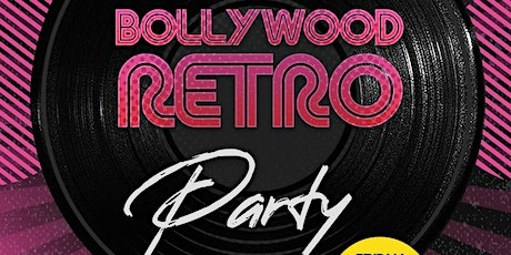 Bollywood Retro Party tickets