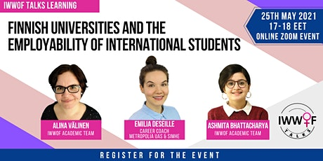 Finnish universities and the employability of international students tickets