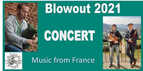 Blowout 2021 Concert tickets