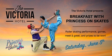 PRINCESS ON SKATES WITH HER PRINCE tickets