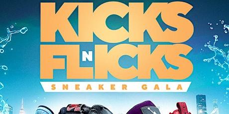 June 24 - KICKS -N- FLICKS  S N E A K E R  G A L A / PoPUpShopOnaYacht tickets