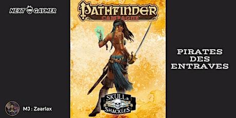 Skull & Shackles  - Pathfinder - par Zaarlax tickets