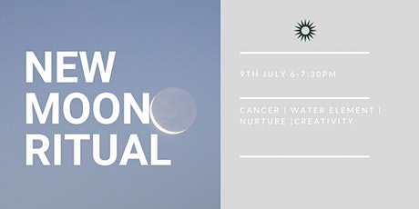 Cancer New Moon Ritual tickets