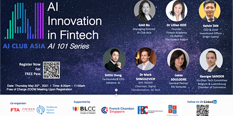 AI Innovation in Fintech - AI 101 Series billets