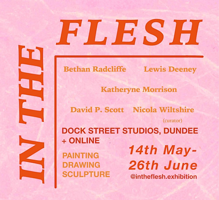 IN THE FLESH Exhibition Tour image