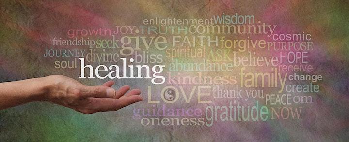 Sound Healing Journey,  Gong Bath (Full Moon 'Harvest Moon') image