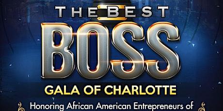 BEST BOSS GALA OF CHARLOTTE tickets