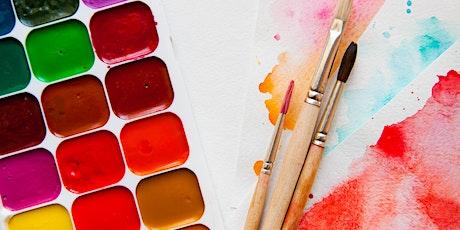 Art | Club | Watercolour tickets