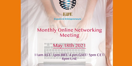 Expats & Entrepreneurs  Networking Meeting tickets