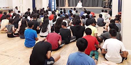 TEENAGERS HATHA YOGA COURSE WITH ASHRAM tickets