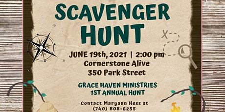 Grace Haven Ministries 1st Annual Scavenger Hunt tickets