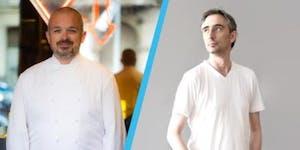 Food Design Event : Martín Azúa + Guillem Oliva