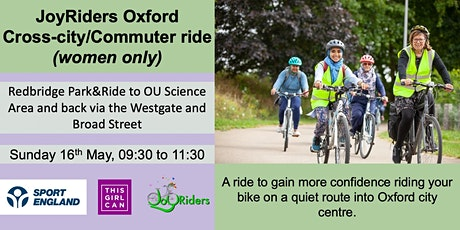 Cross-city/Commuter ride - Redbridge Park&Ride to OU Science Area and back tickets