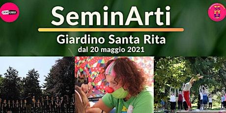 SeminArti al Giardino Santa Rita biglietti