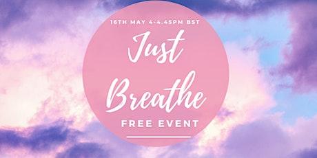 Just Breathe tickets