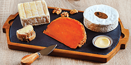 Aperitif hour with Normandy dairy paired with South Hill Cider tickets