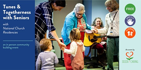 In Person: Tunes & Togetherness with Seniors 6.19.21 tickets