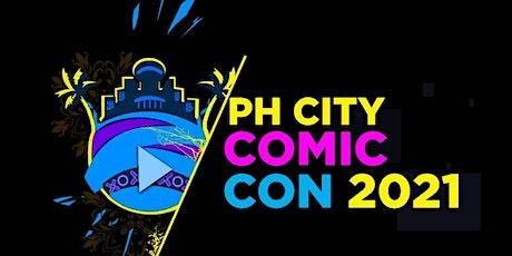 PH City Comic Con tickets