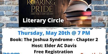 Roaring Pride Literary Circle tickets