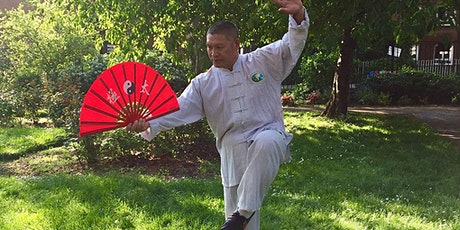 22 May: Chen Fan Taijiquan London workshop – In-Venue + Online tickets