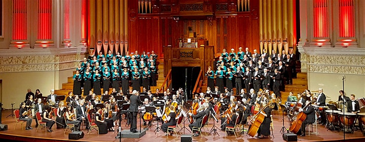 Concert Spectacular for Flute, Choir & Orchestra image