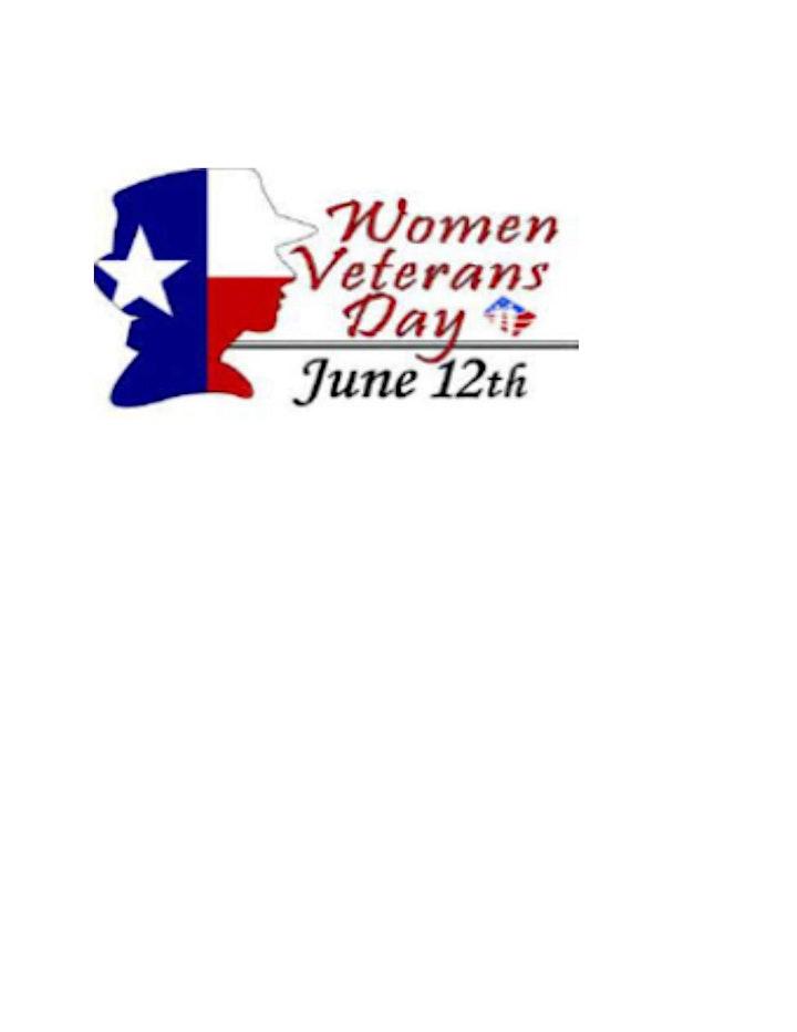 1st Annual Women Veterans Day Resource Fair image