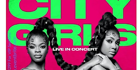 CITY GIRLS PERFORM LIVE @ SPIRE HOUSTON, TX! tickets