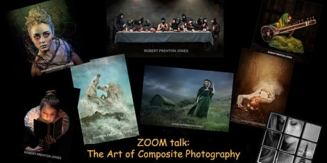 PHOTOGRAPHY TALK: The art of composite photography tickets