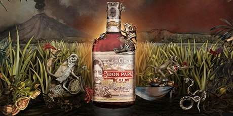 Don Papa Virtual Cocktail Masterclass tickets