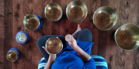 Sound Bath and Guided Meditation - Yeronga (Lunch session) tickets