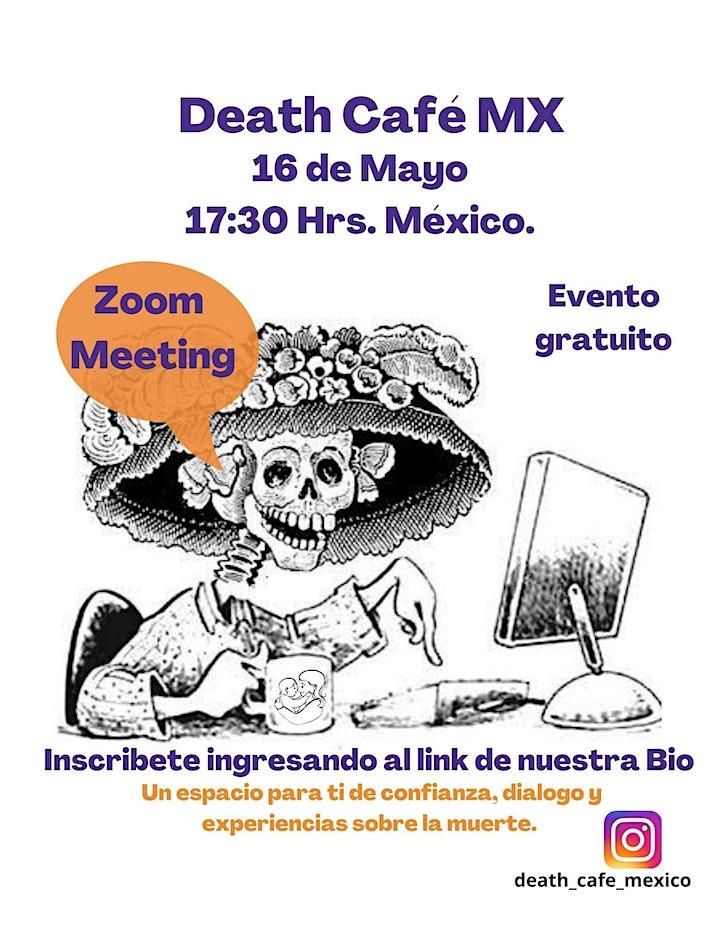 Death Café Mexico - Mayo image
