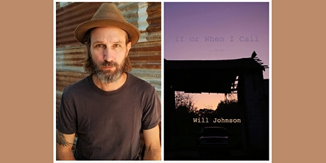 Author Will Johnson Virtual Event tickets