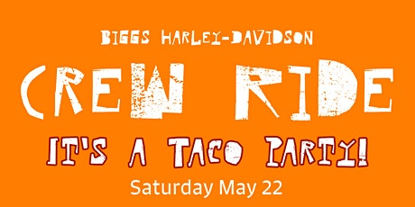 Taco Taco Free Lunch Ride tickets