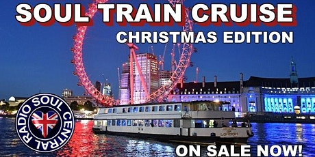 London Soul Train Cruise (christmas Special) Jazz Funk Soul Disco Boat tickets