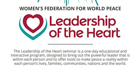 Leadership of the Heart Webinar tickets